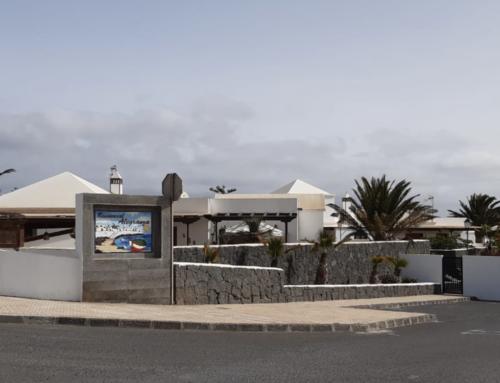 Trámite de información pública de la extinción de la autorización de depuración y vertido asociada a la estación depuradora de aguas residuales del Complejo Residencial Alegranza, ubicado en el sector 72 de Montaña Roja en Playa Blanca, en el municipio de Yaiza