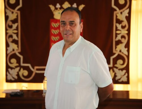 Don Andrés Stinga Perdomo asume el cargo de Vicepresidente del Consejo Insular de Aguas de Lanzarote