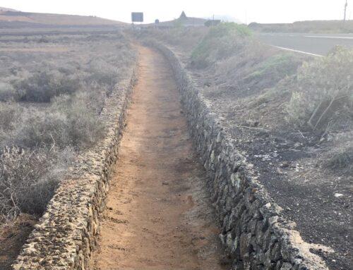 Se inician las actuaciones de limpieza y acondicimiento de diversos tramos de barrancos en la isla de Lanzarote
