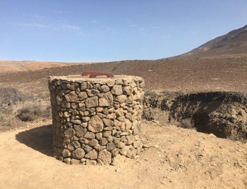 Finalizan las obras de reconstrucción del Pozo de Playa Mujeres en Papagayo