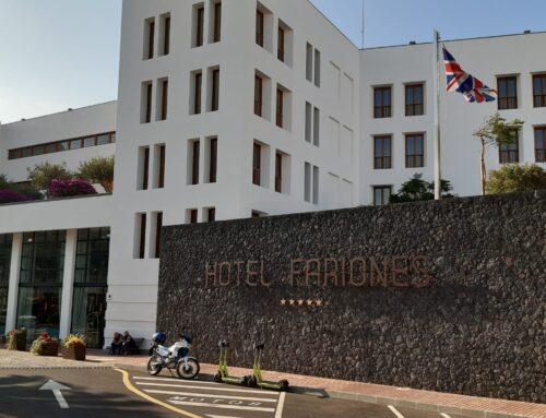 Trámite de información pública de la solicitud de autorización de uso de los pozos de captación y vertido de agua de mar para aprovechamiento de energía geotérmica de baja entalpía en el complejo turístico «Suite Hotel Fariones» en Puerto del Carmen