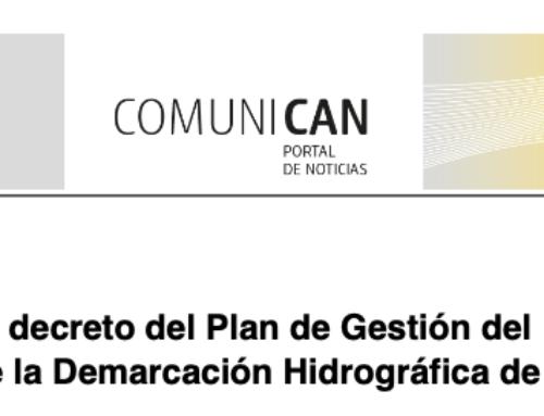 Aprobado el Plan Especial de Gestión del Riesgo de Inundación de la Demarcación Hidrográfica de Lanzarote (primer ciclo)